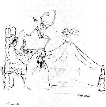 Rokofrenija Richard Dadd